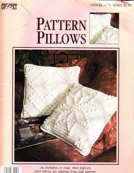 Pattern Pillows - diamondinapril - Picasa Web Albums