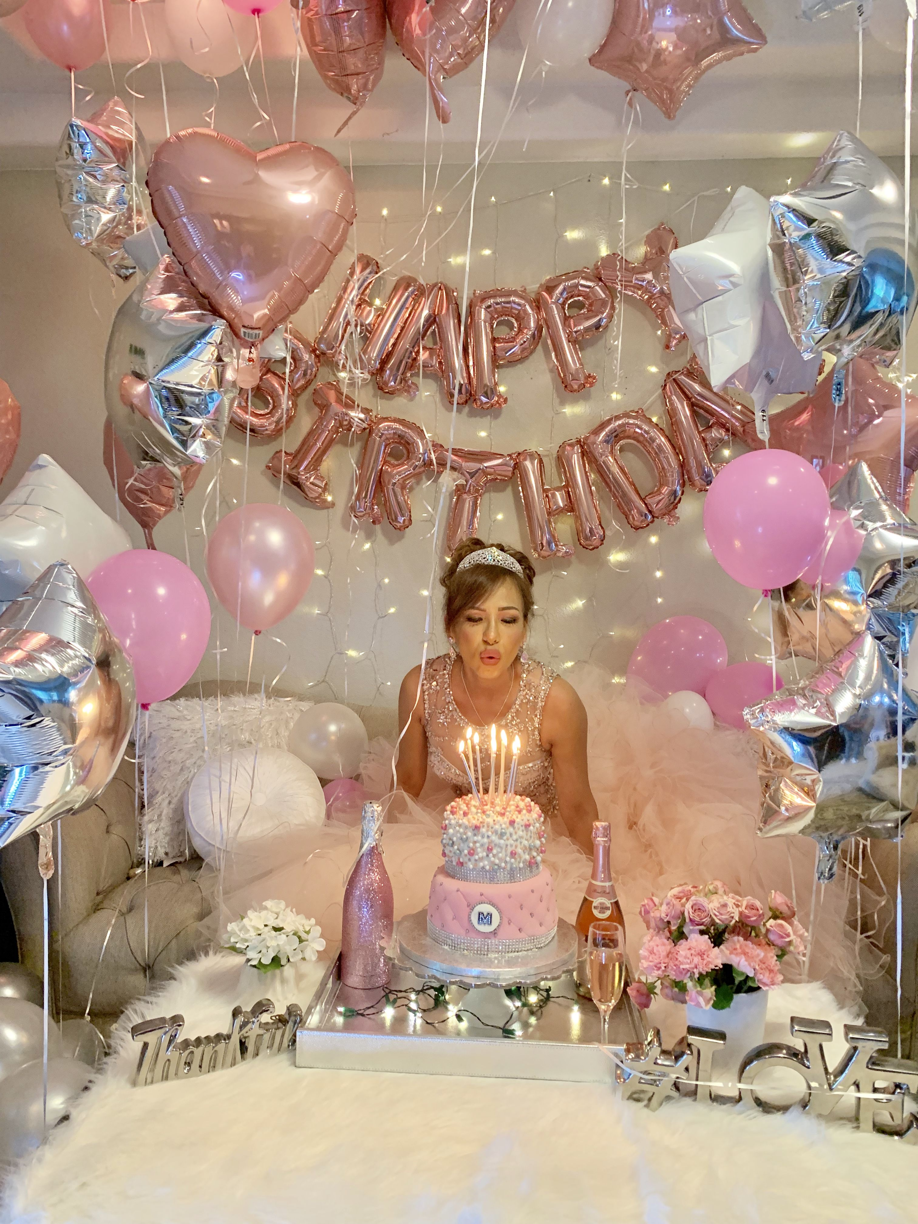 My Quinceañera Birthday pictures, Quinceanera, Rose