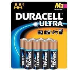 Duracell Ultra Aa Alkaline Batteries General Purpose Batteries Duracell Alkaline Battery Alkaline