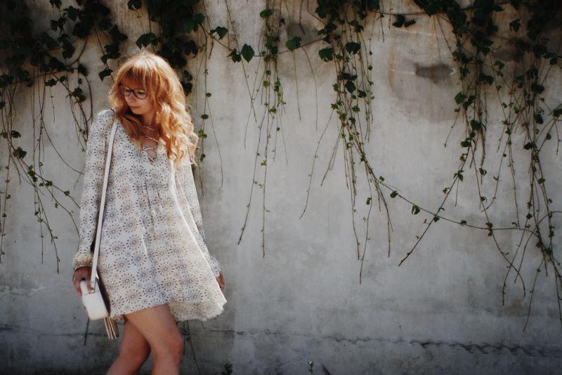 Panna Lemoniada Fashion White Dress Dresses