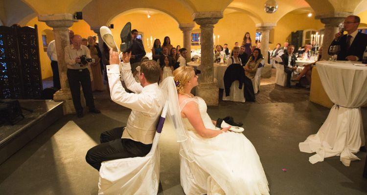 Lustige Fragen Hochzeit