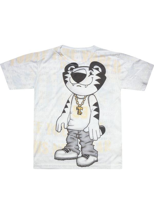 Camiseta da Coleção Alto Verão 2015 de Tigor T. Tigre.