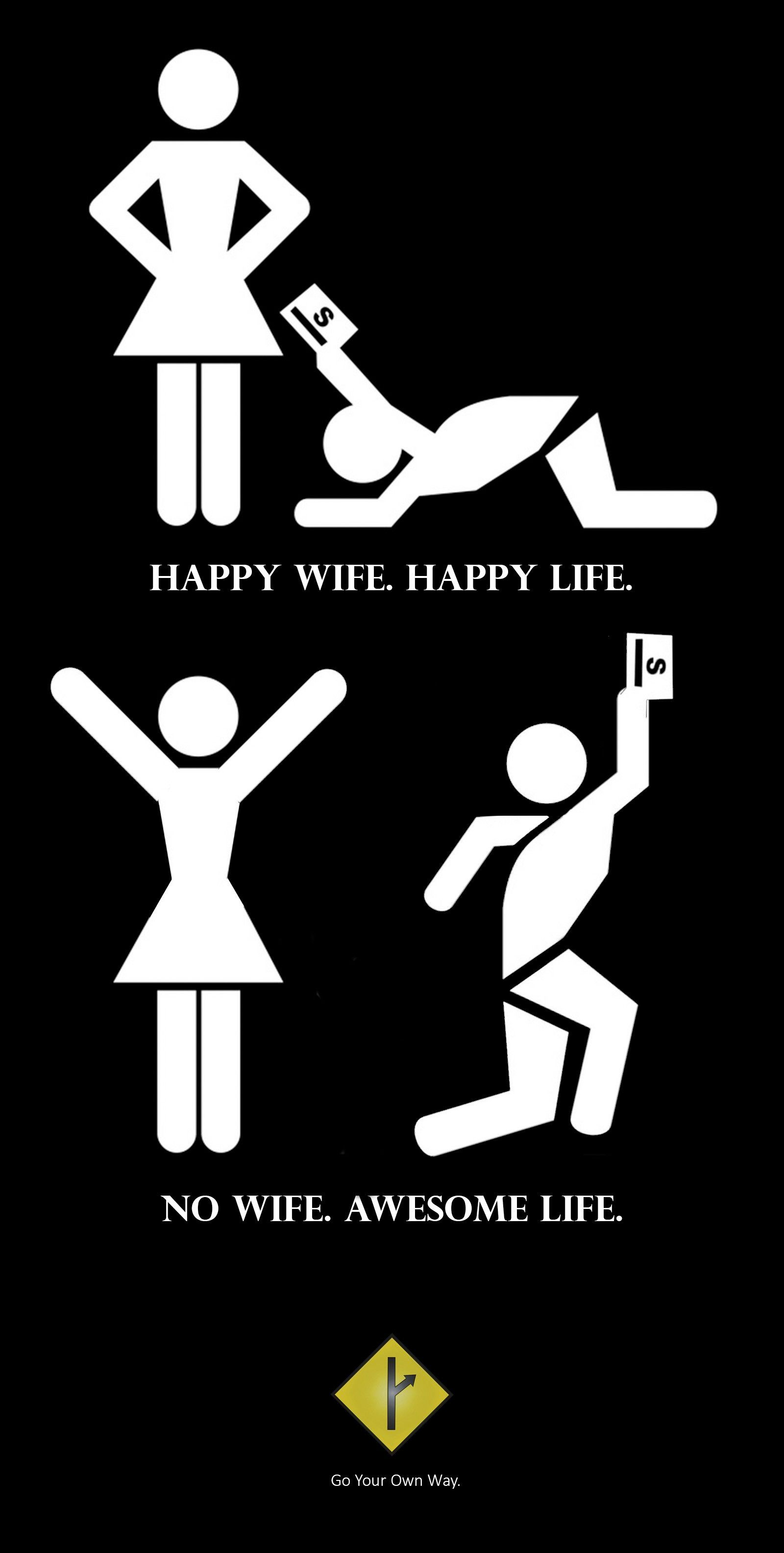 No Wife Awesome Life | MGTOW |...