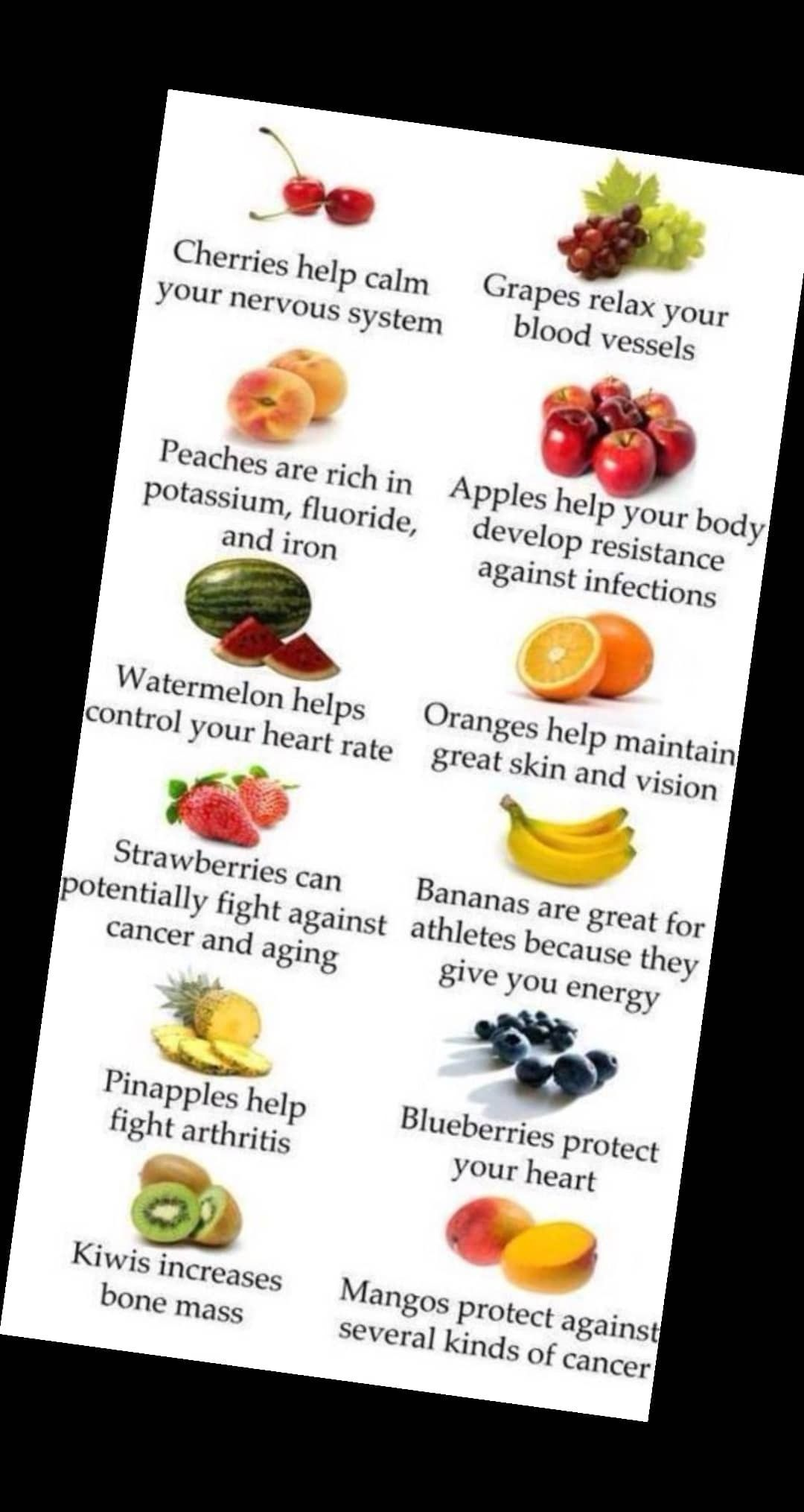 ✅ benefit of 🍍🍎🍓🍇 fruits. ✅ which fruit do you like