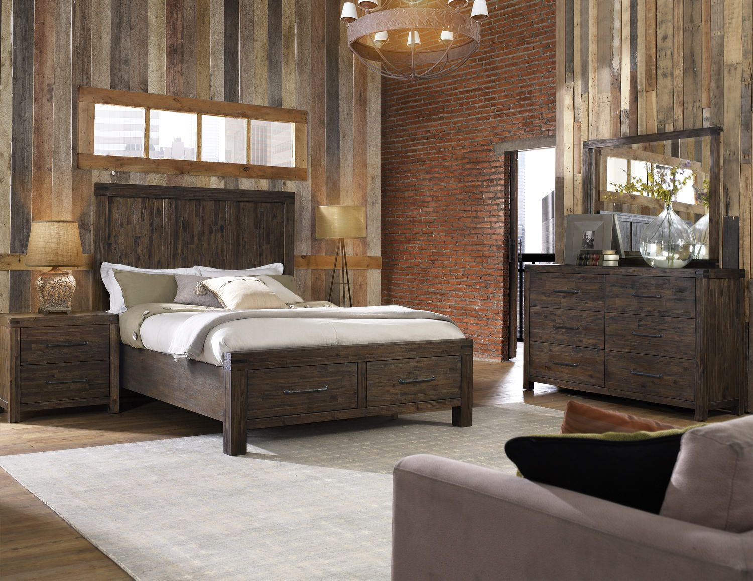 St Croix Bedroom Suite Hom Furniture Furniture Stores In