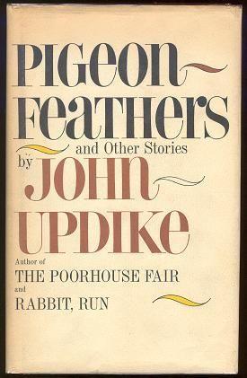 John updike pigeon feathers pdf