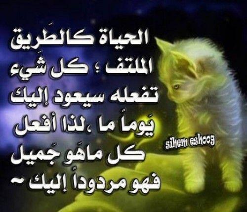 سحر الكون اجمل حكم عن الحياة في صور Quotations Arabic Quotes Quotes