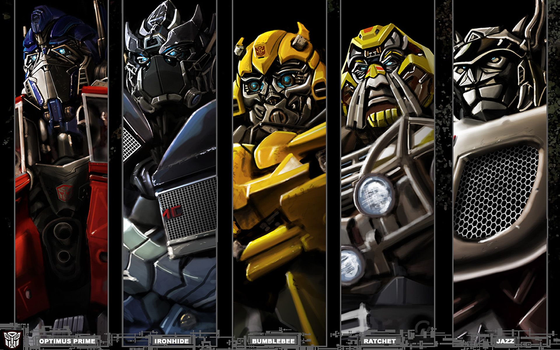 Cool Transformers Wallpapers | ... , wallpaper, trailer, freewallpapers, movie, transformer ...