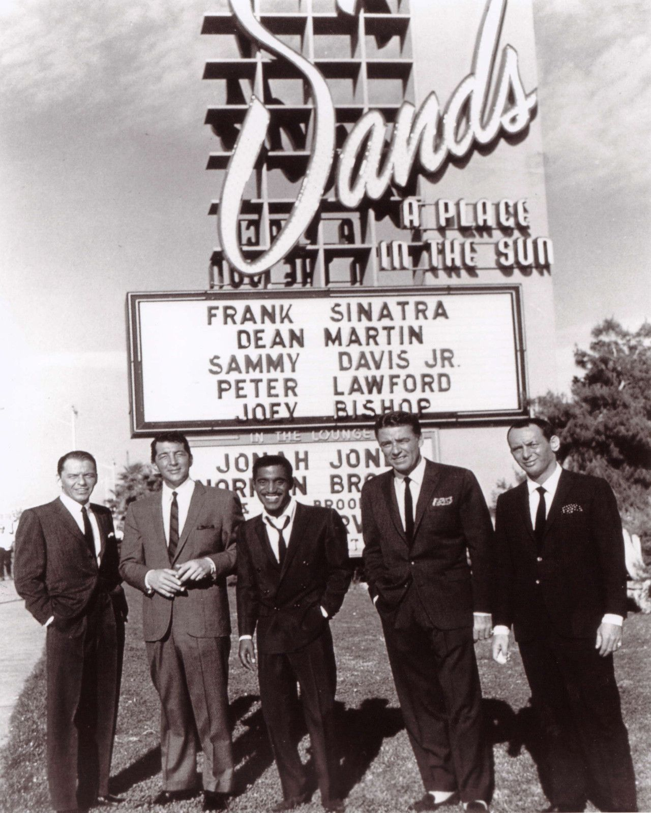 Frank sinatra sands hotel casino casino minnesota travel