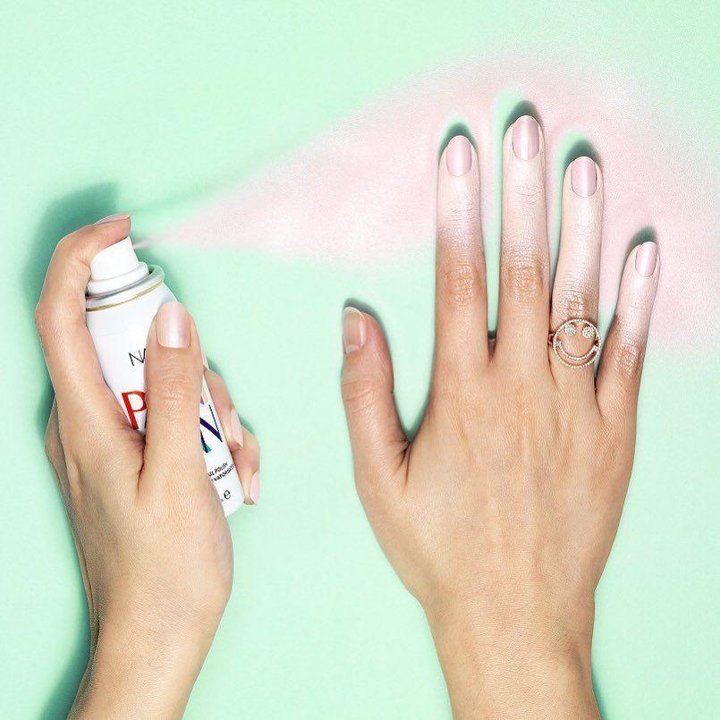 Nuevo esmalte para uñas en aerosol que te cambiará la vida | uñas ...