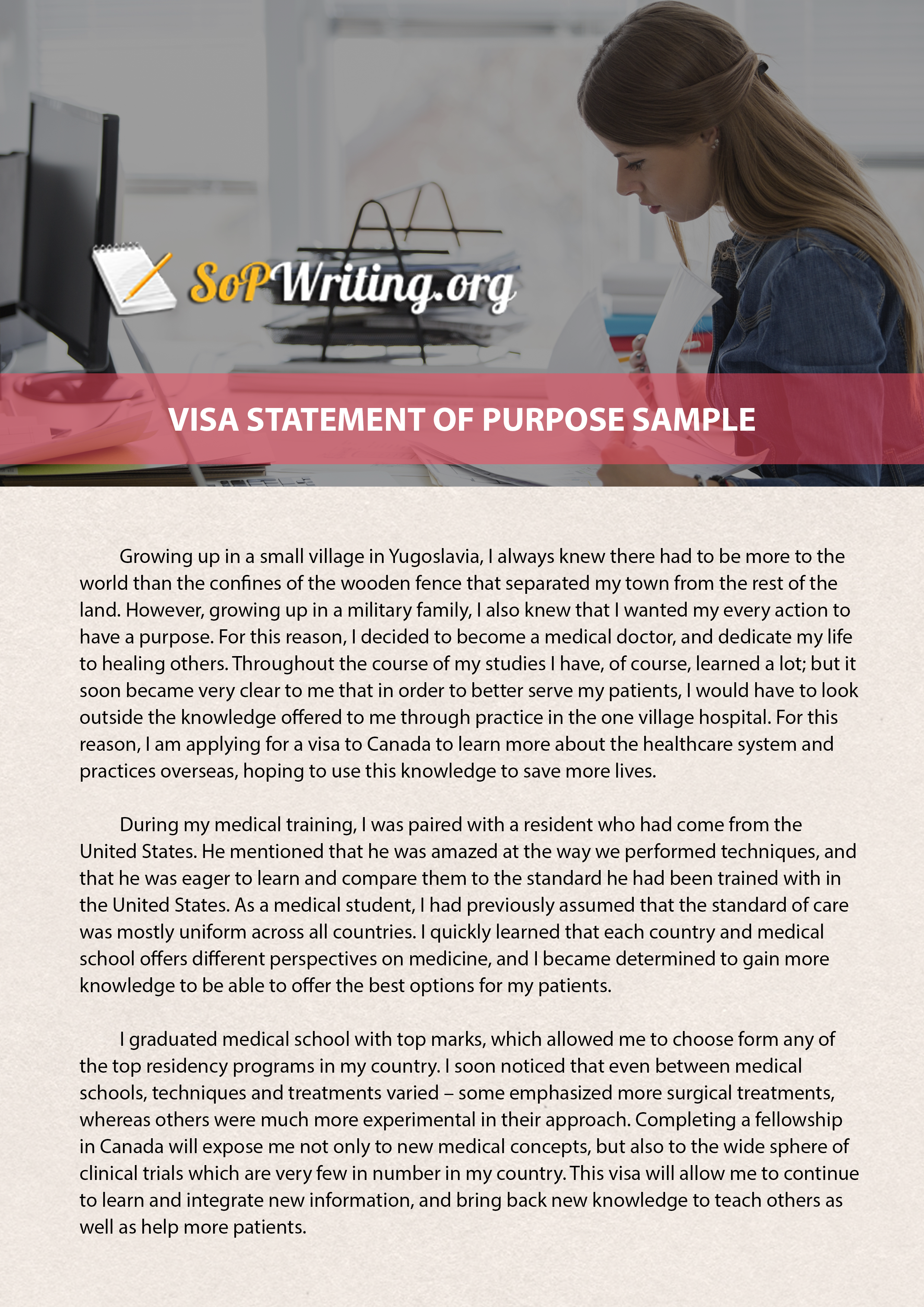 visa statement of purpose 2019 preparation differences  canada  australia and new zealand