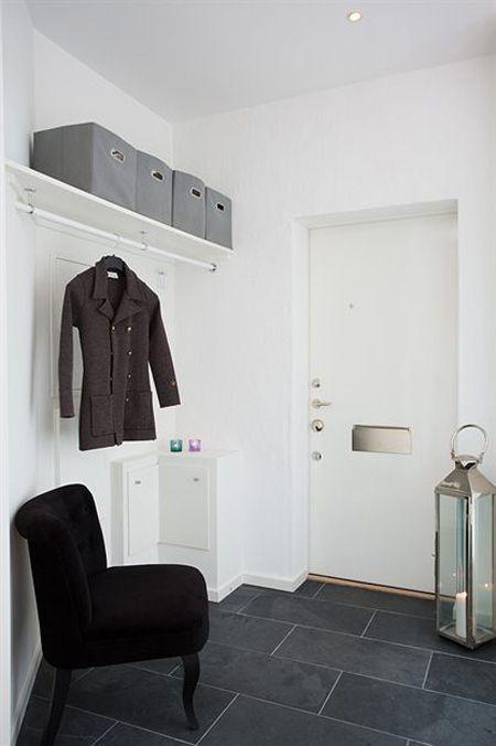 muebles de diseño estilo nórdico blanco gris diseño decoración