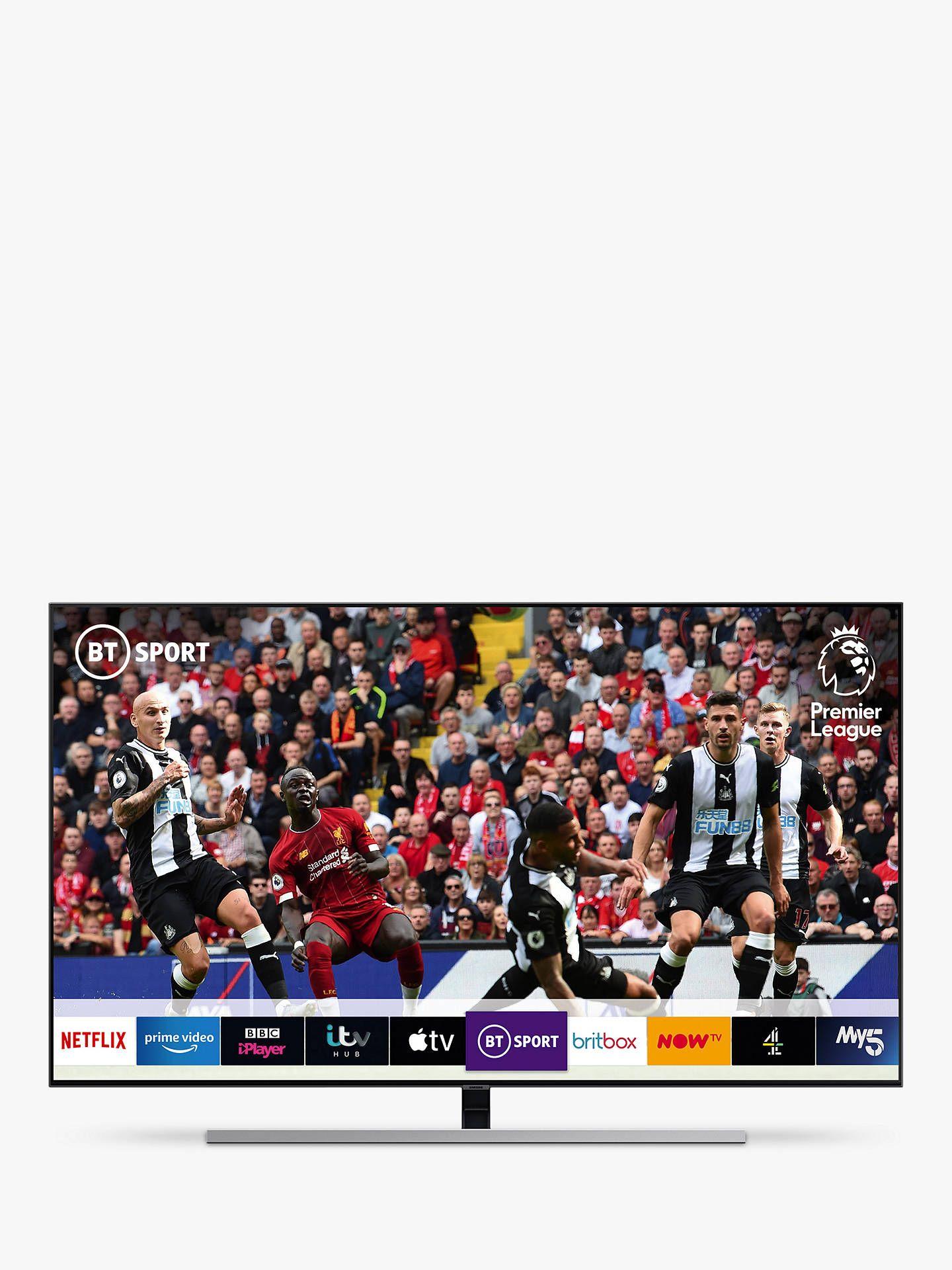 Samsung Qe55q80r 2019 Qled Hdr 1500 4k Ultra Hd Smart Tv 55