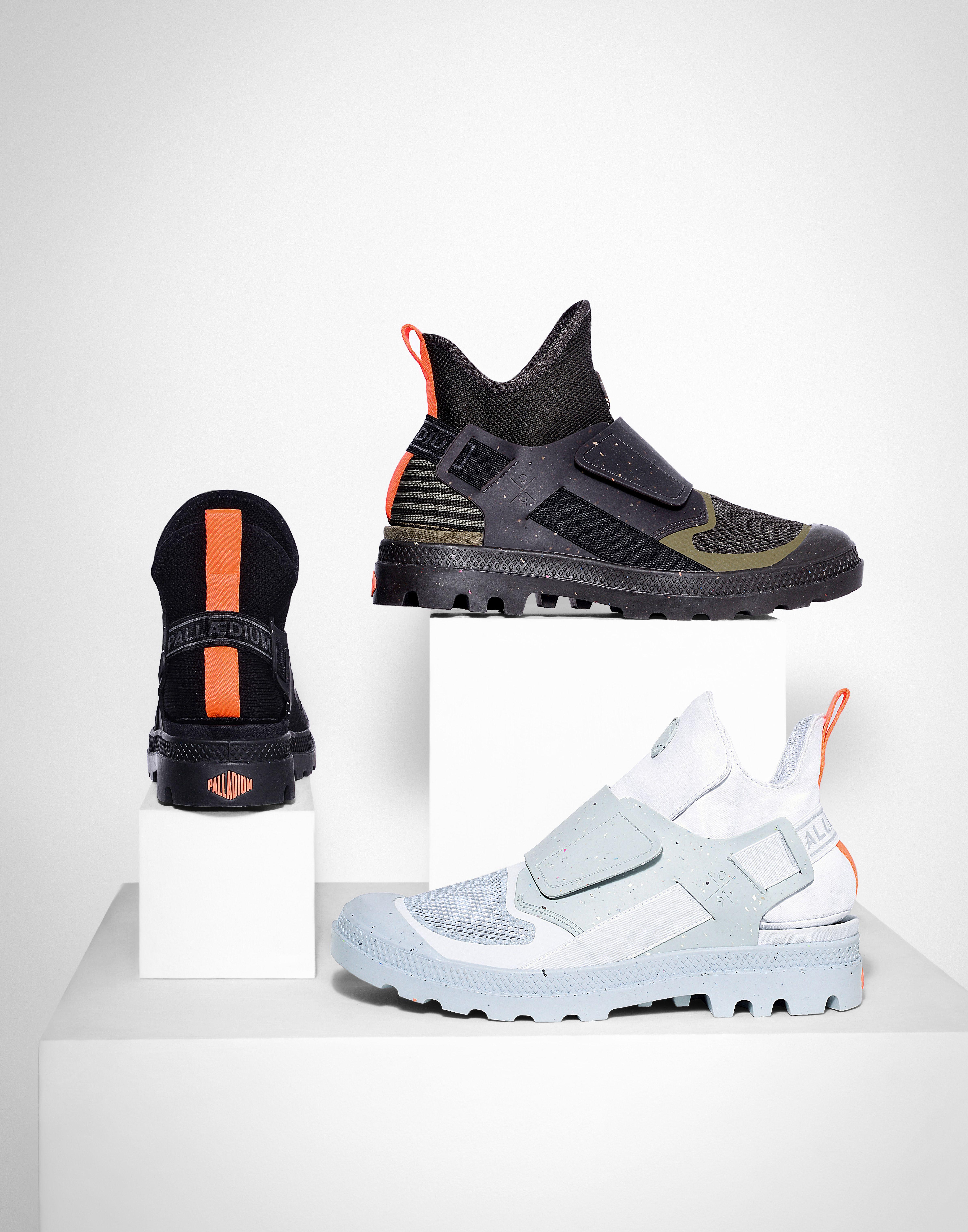 054f5f430 Palladium × Christopher Ræburn Palladium Shoes, Christopher Raeburn, Layers  Design, Running Sneakers,