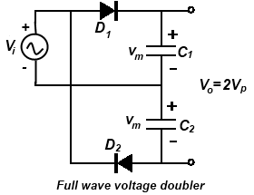 Voltage Multipliers | Circuit, Electronics, Waves on marx generator schematic, buck converter, turbine schematic, base power supply schematic, cockcroft–walton generator, phase shifter schematic, forward converter, tunnel diode schematic, switched-mode power supply, boost converter, power inverter schematic, diode bridge, marx generator, transformer schematic, rectifier schematic, audio amplifier schematic, active rectification, tvs diode schematic, charge pump, dc to dc converter, voltage doubler, voltage suppressor diode wheel, 555 oscillator schematic, voltage converter circuit, schmitt trigger schematic, flyback converter, voltage tripler circuit, circuit breaker schematic, buck–boost converter, rf probe schematic, phase converter schematic, smps schematic,