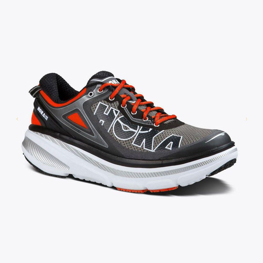 b0d5f72709b5a7 Hoka One One Men's Bondi 4   Feet First   Trail running, Running, Shoes