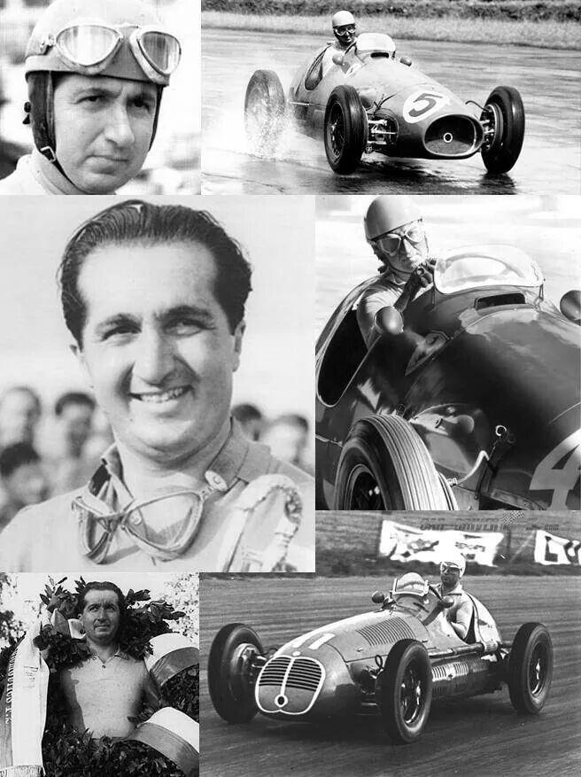 The legend Alberto Ascari.