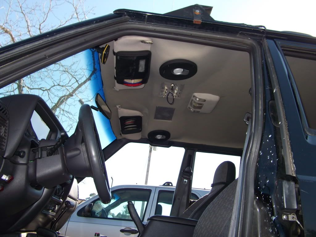 Custom Jeep Xj Interior Mods