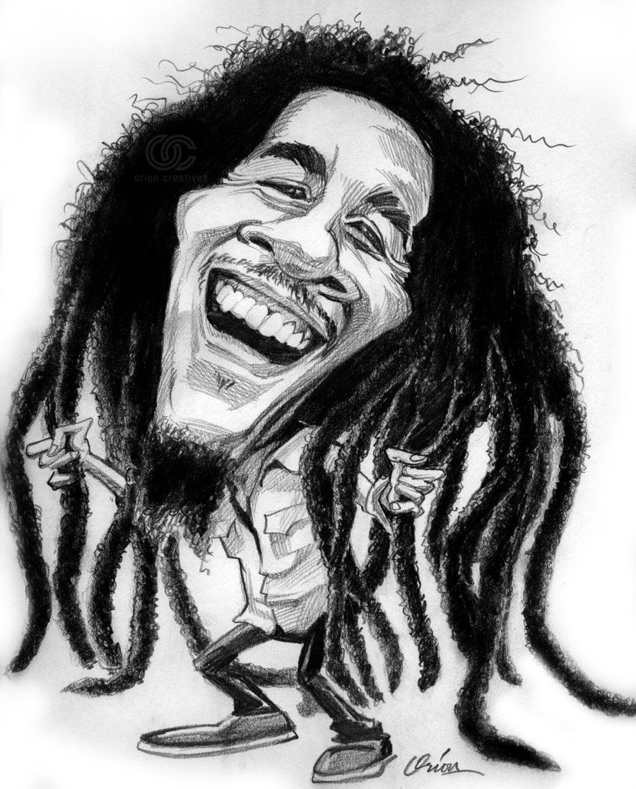 Bob Marley Caricature Google Search Bob Marley Caricatures