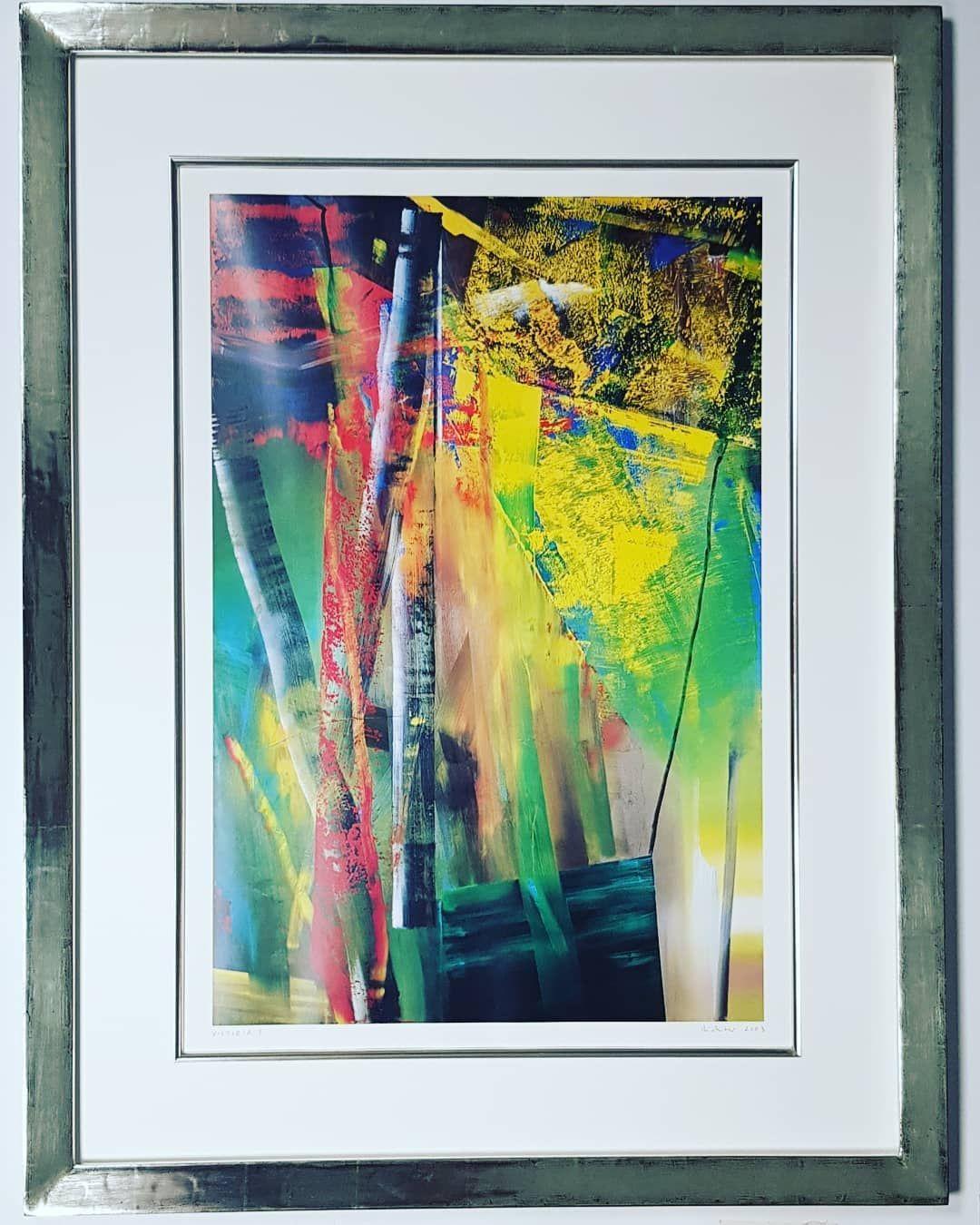 Galerie Wehr Auf Instagram Gerhardrichter Viktoria Ergo Im Galerie Wehr Modellrahmen 12ct Weissgold Unsichtbares Mirogardglas In 2020 Gerhard Richter Bilder Rahmen