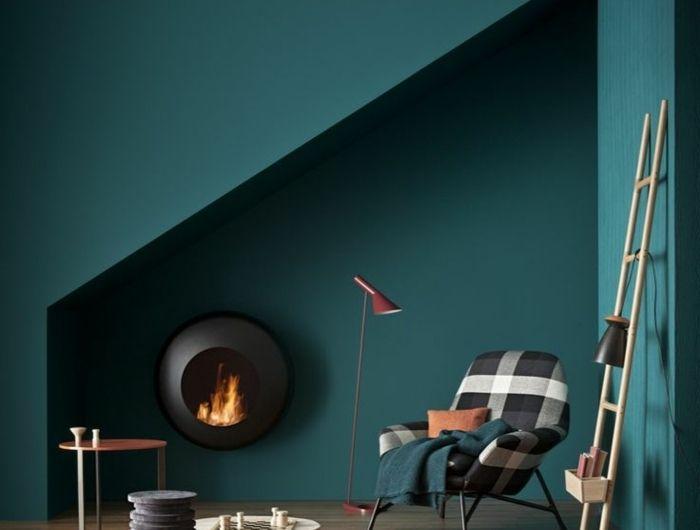 quelle peinture choisir pour l 39 int rieur id es en 55 photos peiture home decor decor et home. Black Bedroom Furniture Sets. Home Design Ideas