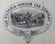 Image result for victorian hanson cabs