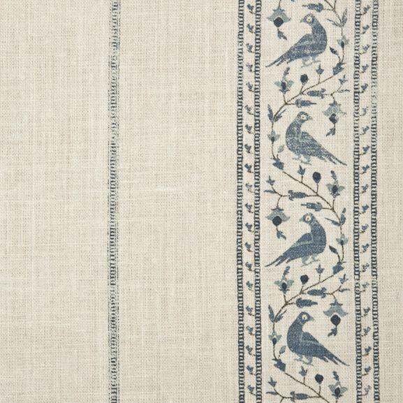Lisa Fine Textiles Fabric Wallpaper Baroda Carpet Runner