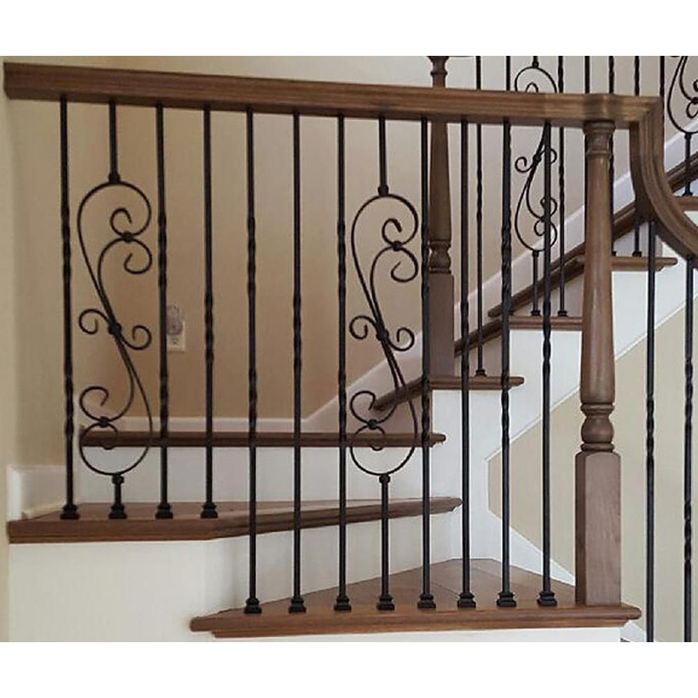 14+ Wrought iron balusters home depot ideas