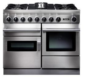 Falcon 1092 CKR Dual Fuel Stainless Steel Range Cooker