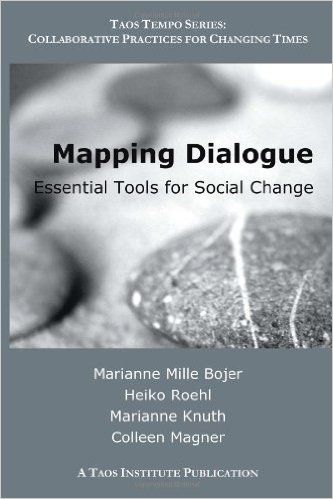 Amazon.com: Mapping Dialogue: Essential Tools for Social Change (Taos Tempo) (9780971231283): Mille Bojer Marianne, Roehl Heiko, Knuth Marianne: Books
