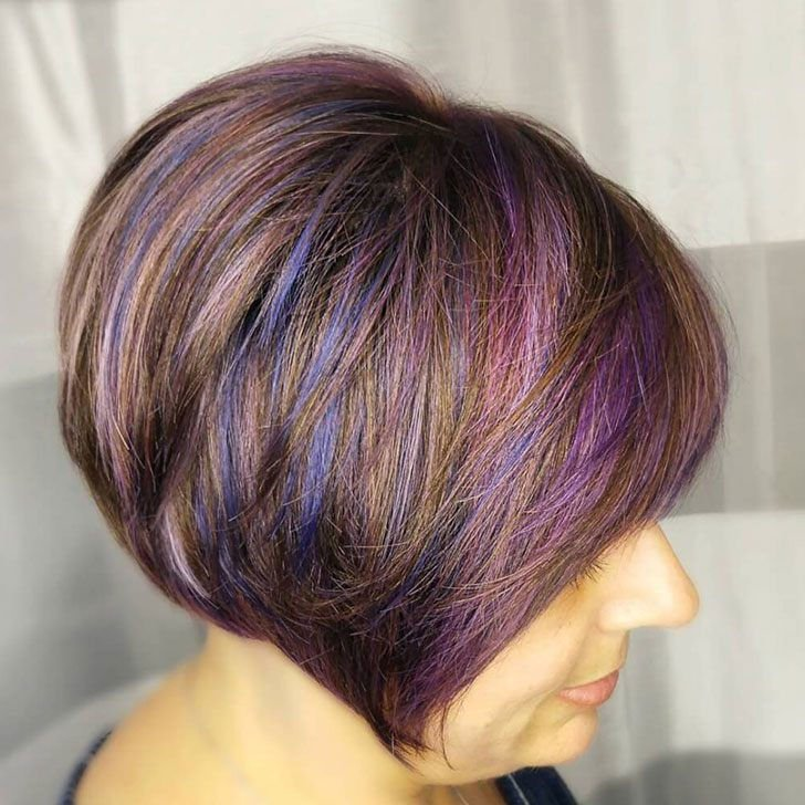 60 Gorgeous Hairstyles For Women Over 50 - 34 - AlphaCute