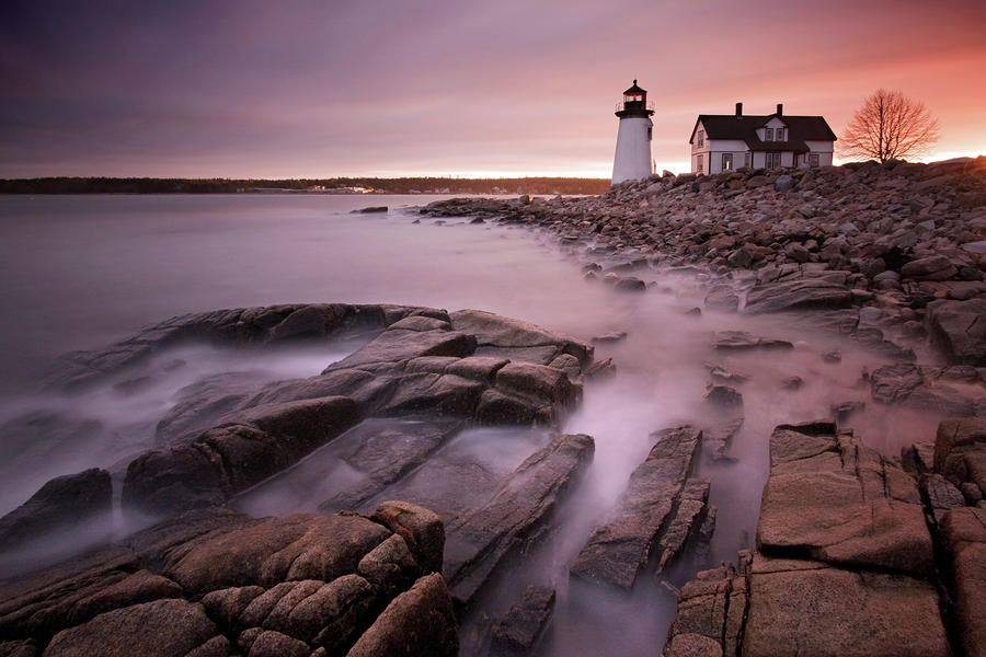 Prospect Harbor Light |  Patrick Downey