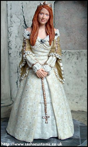 This doll was sculpted from my original Lady Jane Grey for ...