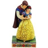 Disney Traditions Someday is Today Snow White and Prince figurine