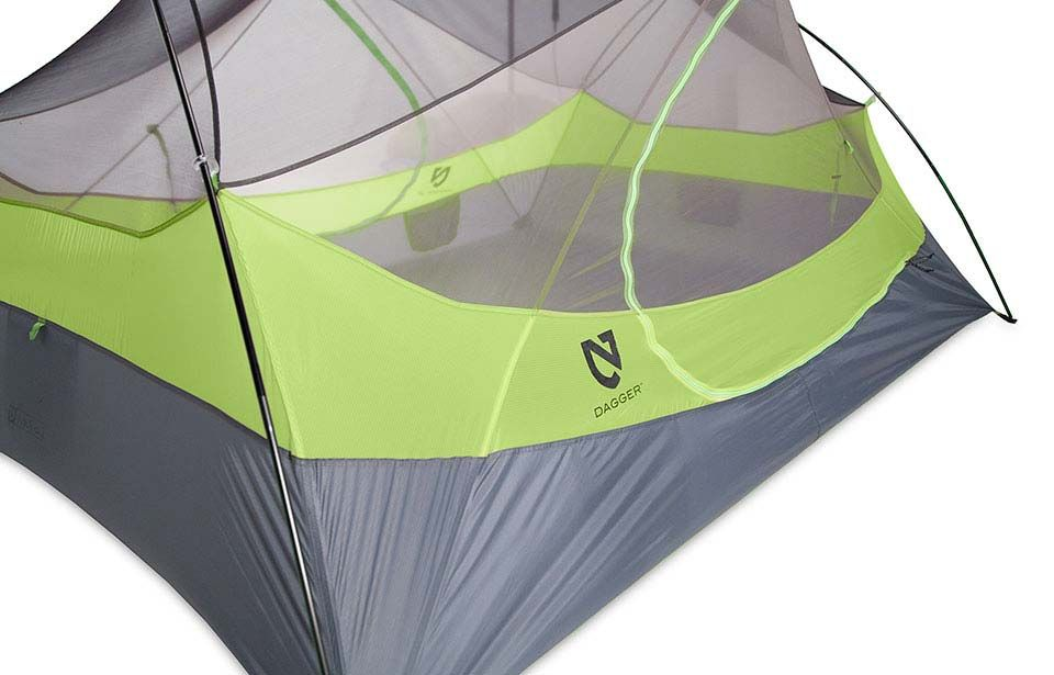 Buy Ultralight Packable Foldable Waterproof Travel Backpack Daypack Shoulder Bags at online store  sc 1 st  Pinterest & NEMO Dagger 2 Person Ultralight Backpacking Roomy Tent | NEMO ...