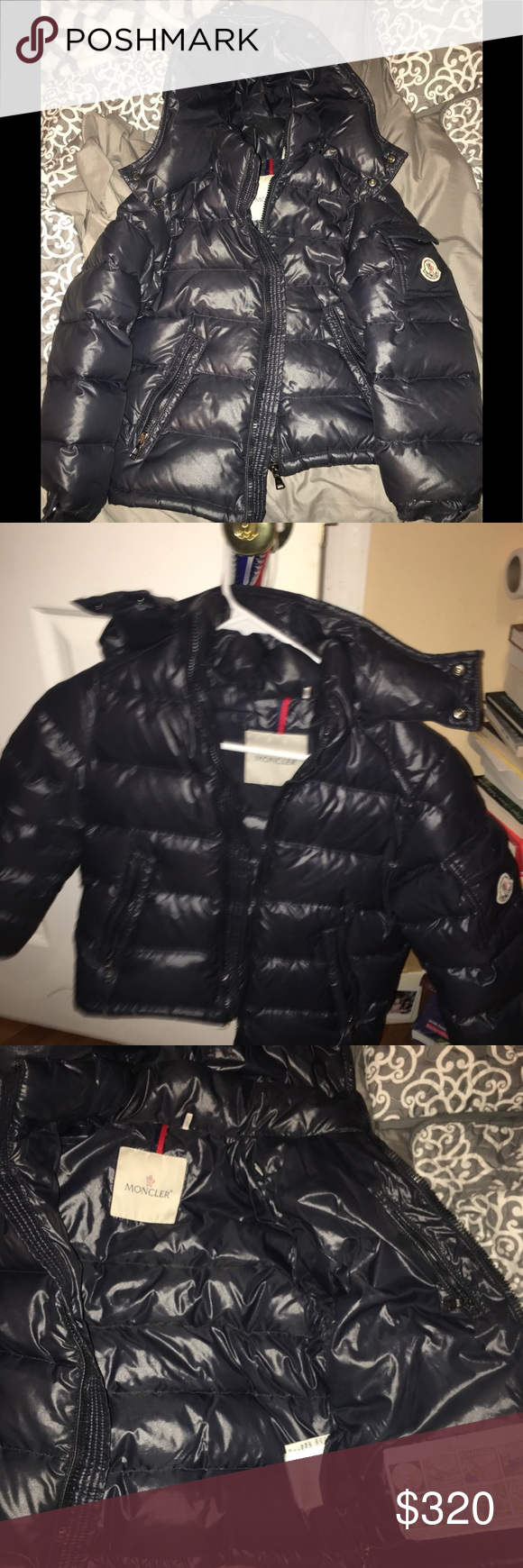 07812ceea Moncler jacket 100% Authentic 100% AUTHENTIC Moncler kids' puffer jacket.  If you