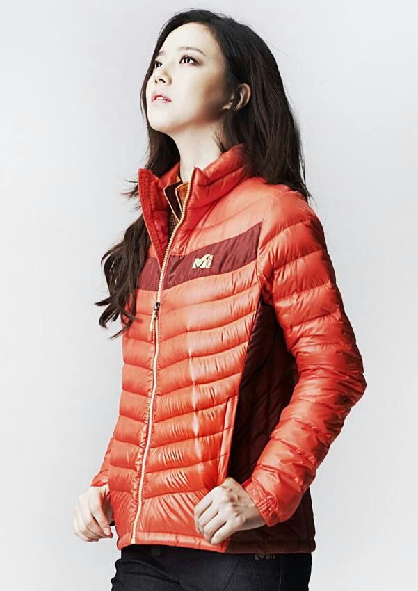 Moon Chae Won for Millet
