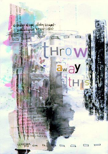 throw away ... this by mumkaa_, via Flickr