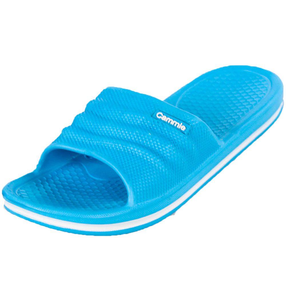 81d0a048dc39 Womens-Slip-On-Sport-Sandals-Slides-Comfort-House-Shoes-Flip-Flop-Shower- Slipper