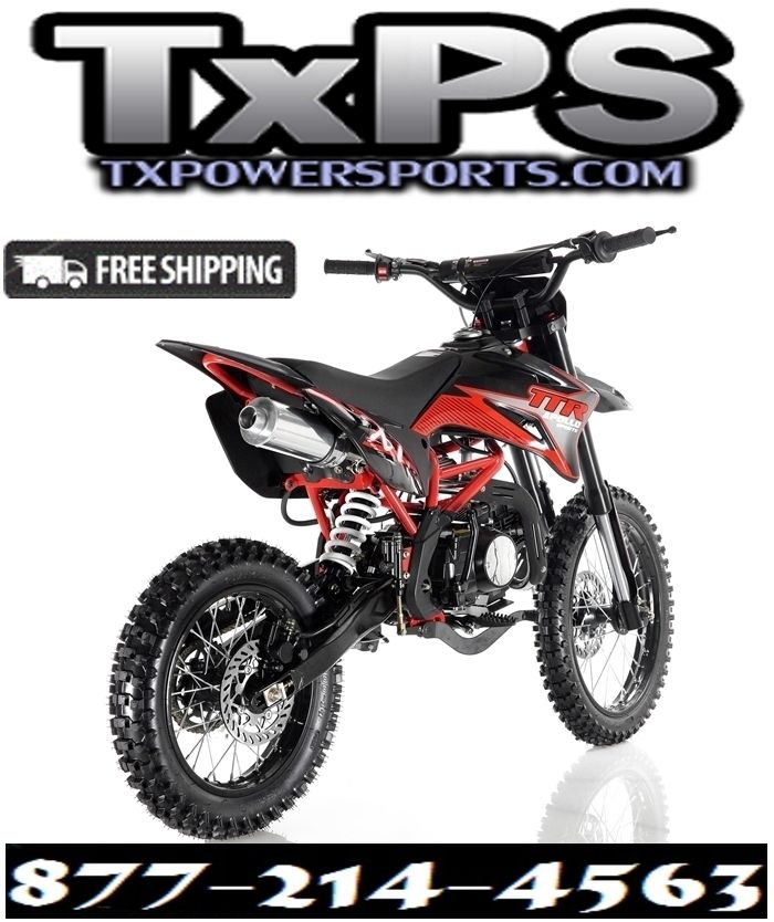 tx powersports offers unbeatable prices on the cougar cycle twin spare tubular frame manual shift dirt bike - Dirt Bike Frame