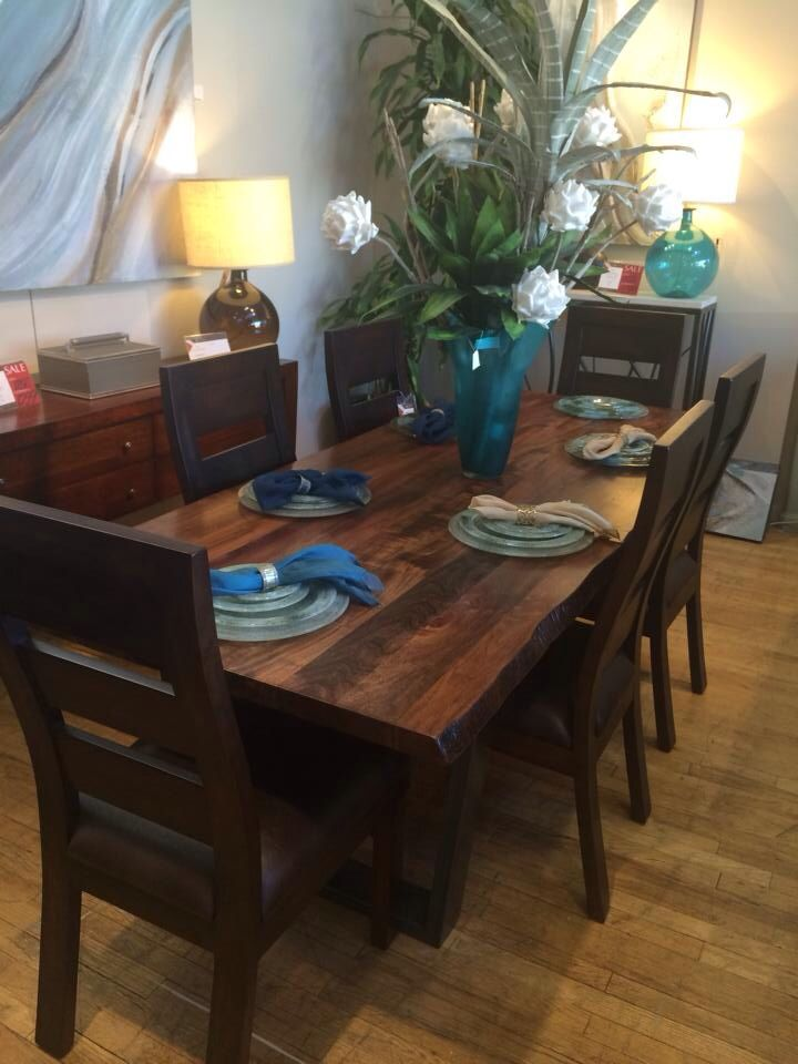 Nativa Furniture Collection Extraordinary Wood Table From Nativa Furniture Home Dining Room & Kitchen . Inspiration