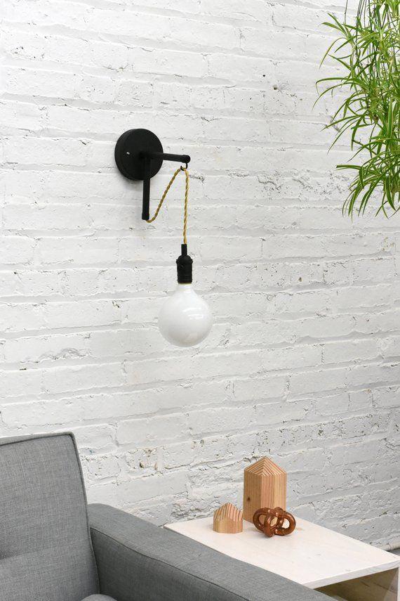 Wall Sconce Custom Vanity Pipe Light Fixture