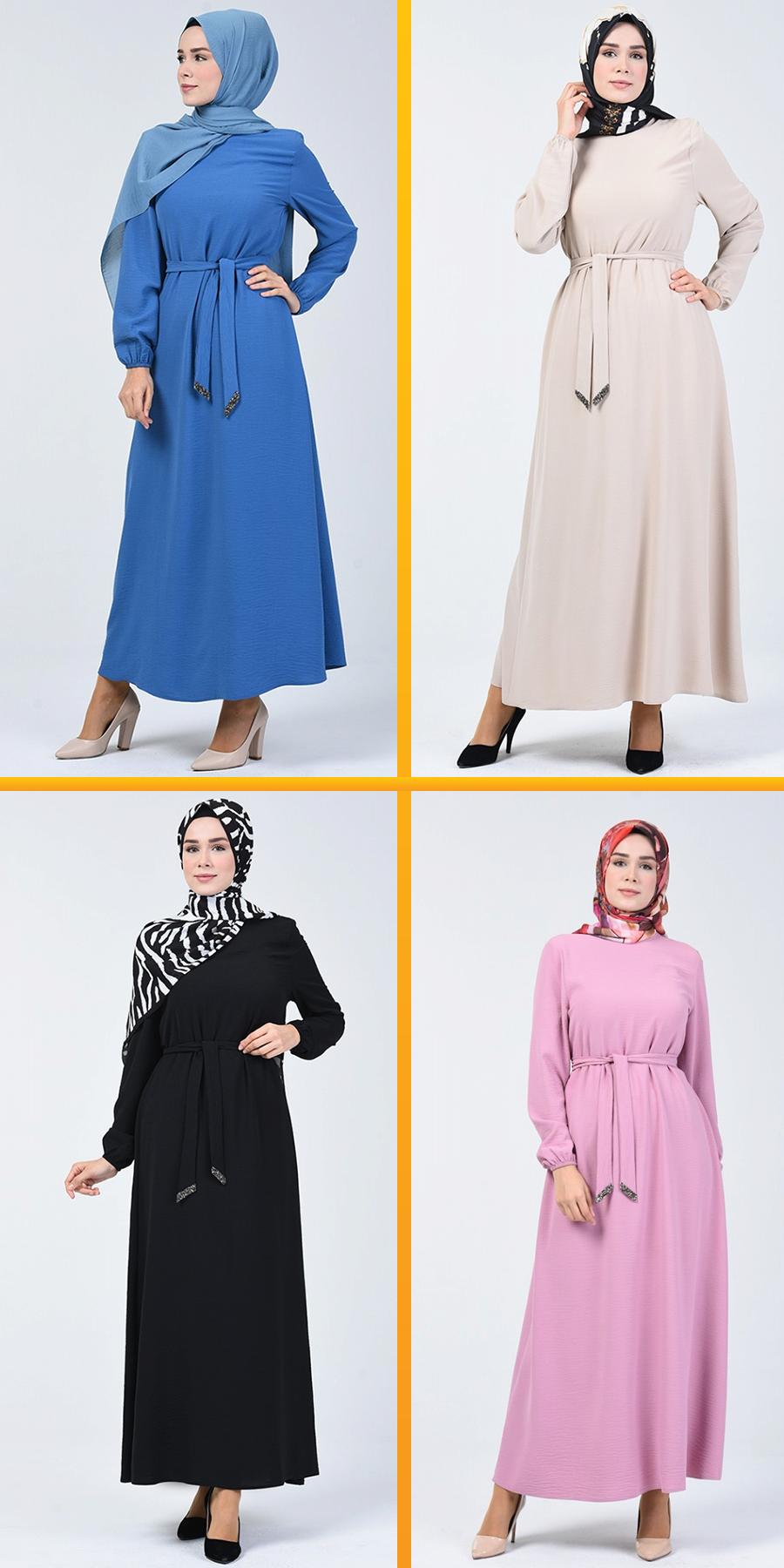 Sefamerve Tesettur Elbise Modelleri 4 2020 Reformation Clothing 2020 Elbise Modelleri Elbise Moda Stilleri