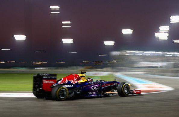 Sebastian Vettel - F1 Grand Prix of Abu Dhabi - Practice