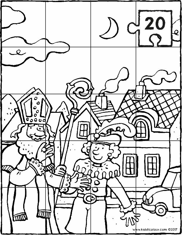 Quatang Gallery- Sinterklaas Kleurprenten Kiddicolour Sinterklaas Kleurplaten Voor Kinderen Zwarte Piet