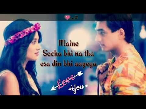 Yeh Rishta Kya Kehlata Hai Beti Bahu Bidaai Youtube Cute Love Songs Cute Love Images Music Download