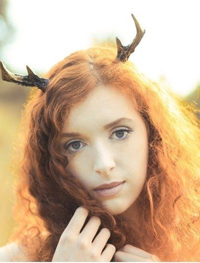 u003cstrongu003ethese ladies have the cutest diy deer inspired makeup and antlers for halloween sc 1 st pinterest