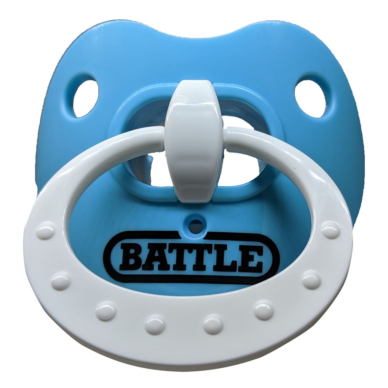 football mouthguard for braces with strap