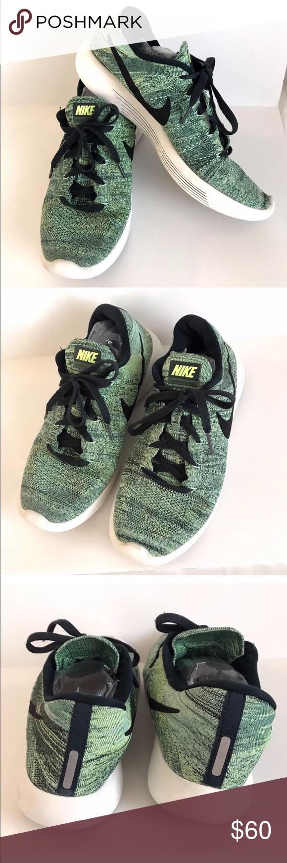 192cbd703ecda Nike Lunarepic Low Flyknit Shoes Sneakers 10.5 Nike Lunarepic Low Flyknit  Running Shoes Sneakers 10.5 Seaweed