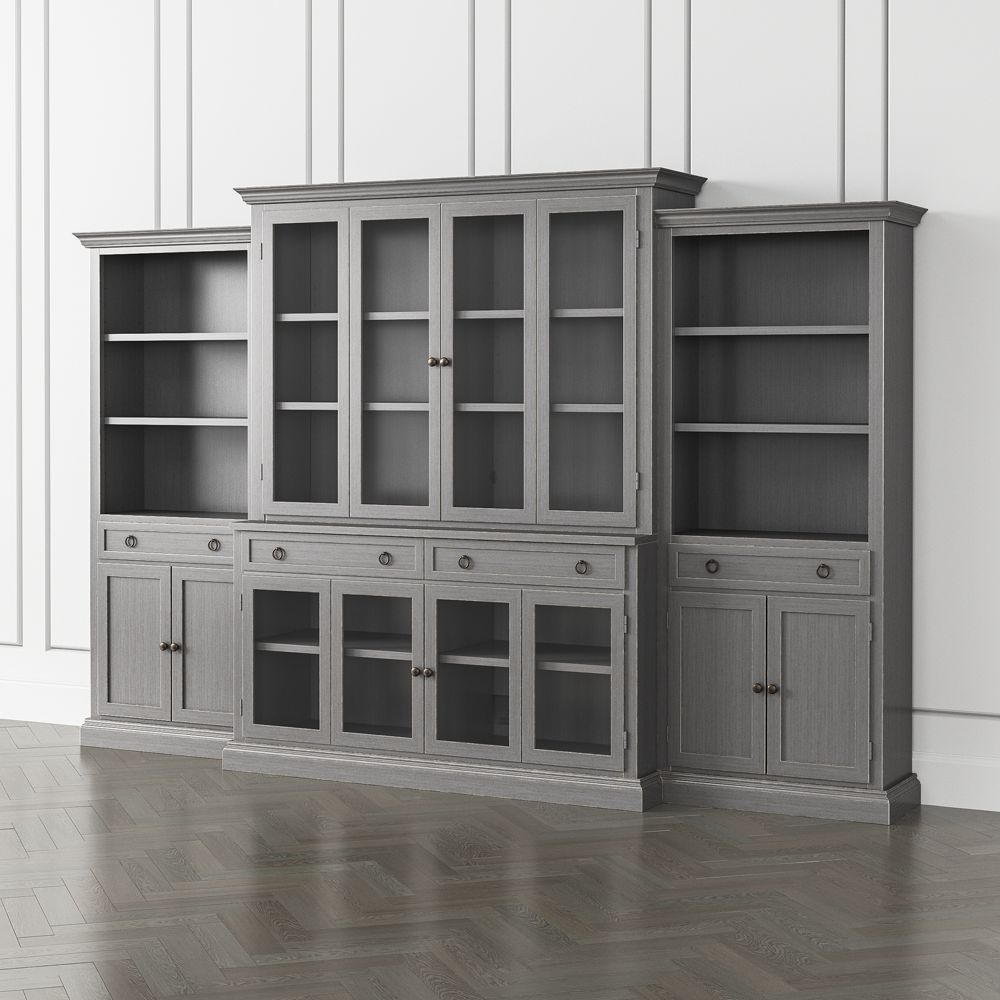 Furniture Cameo Lancaster Modular Storage And Media Pieces